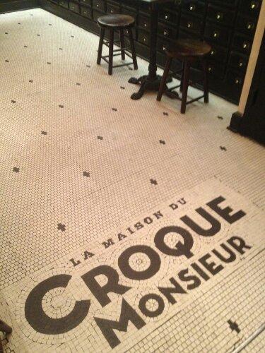 croque Monsieur NY