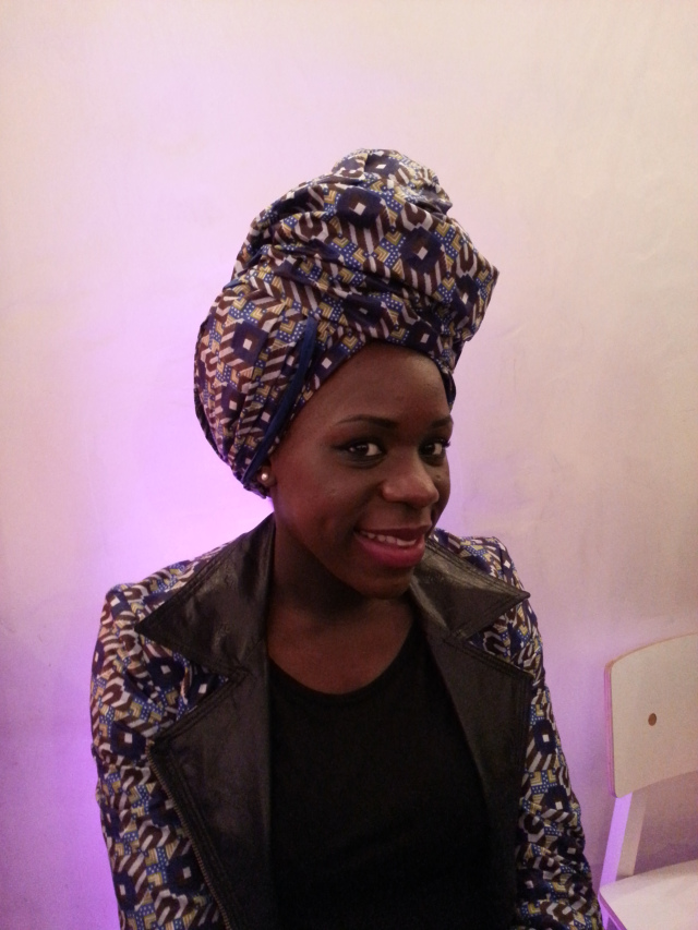 Fashion Designer Bineta Sanor