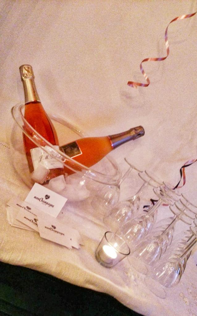 chapagne Mon Champagne pretemoiparis party