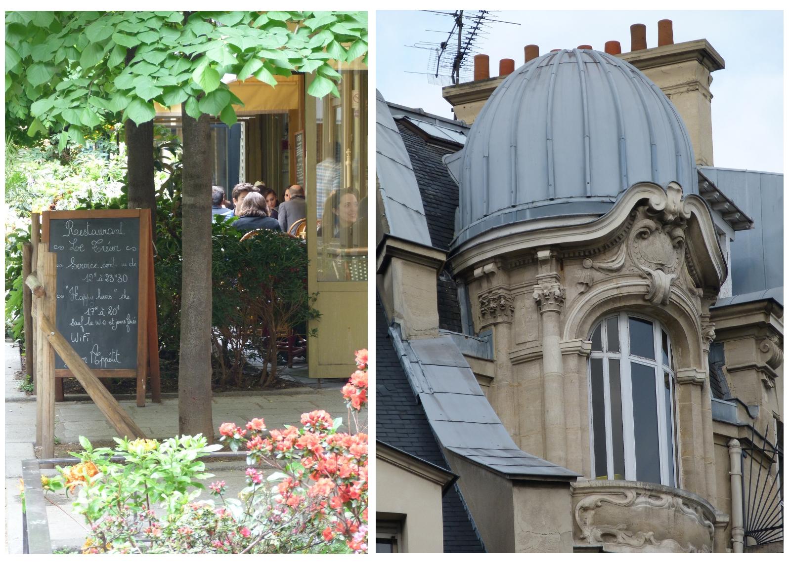 Paris ardoise and slate