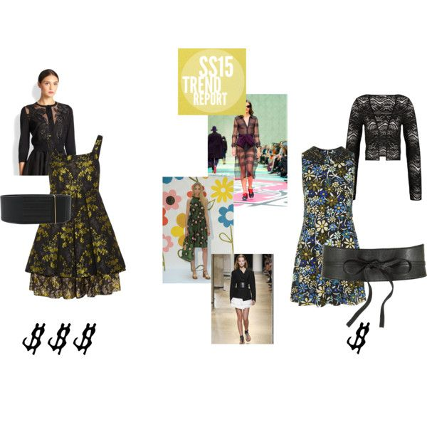 SS15 Fashion Trends