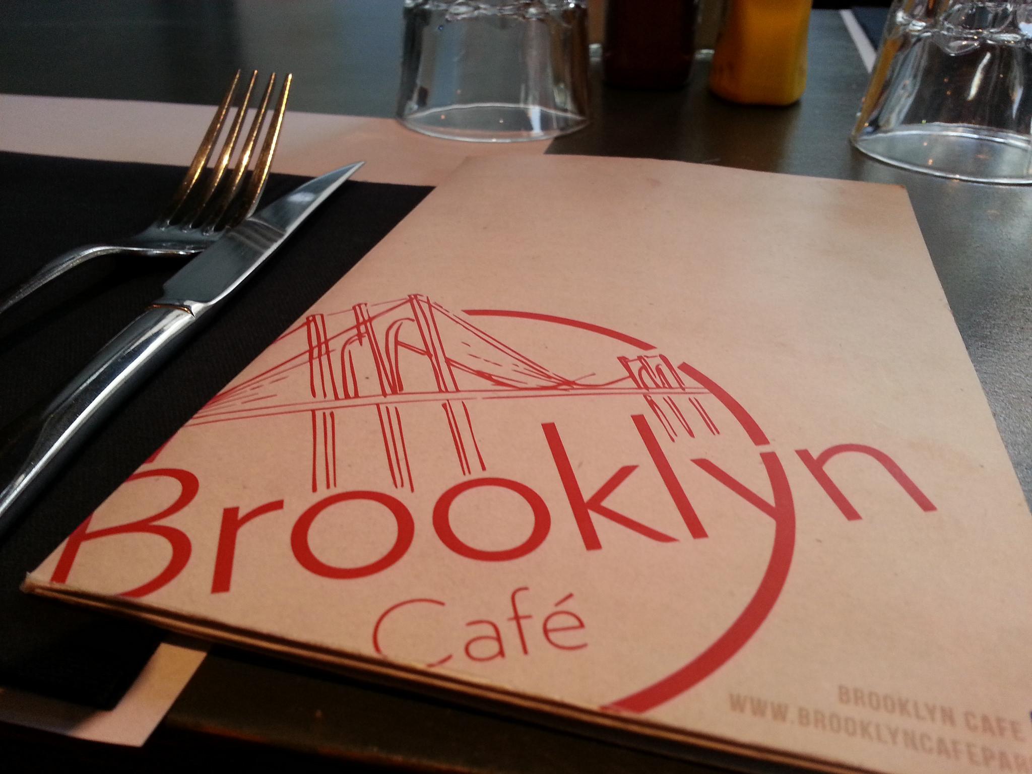 Brooklyn Cafe Menu