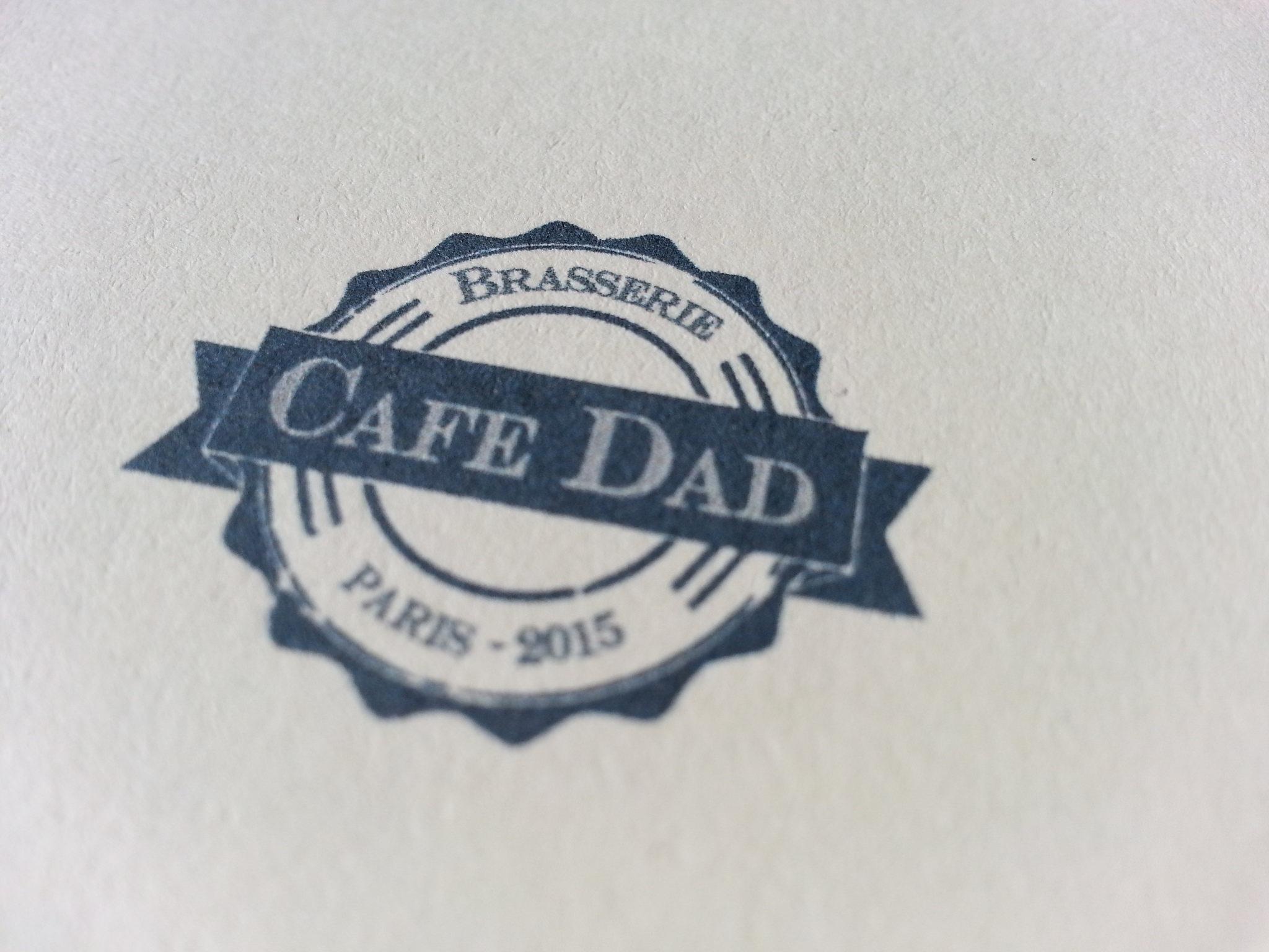 Cafe Dad Paris