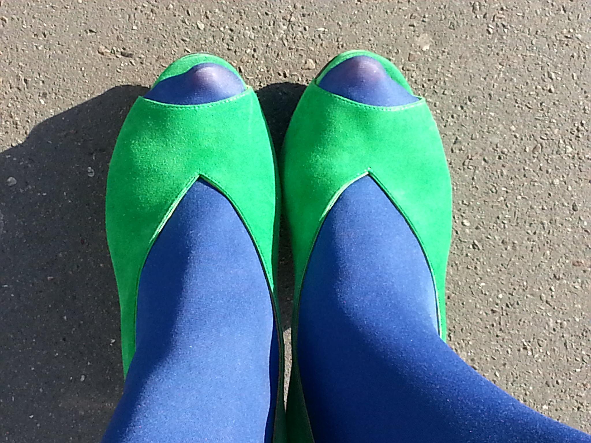 Parisian Shoes Plus Size