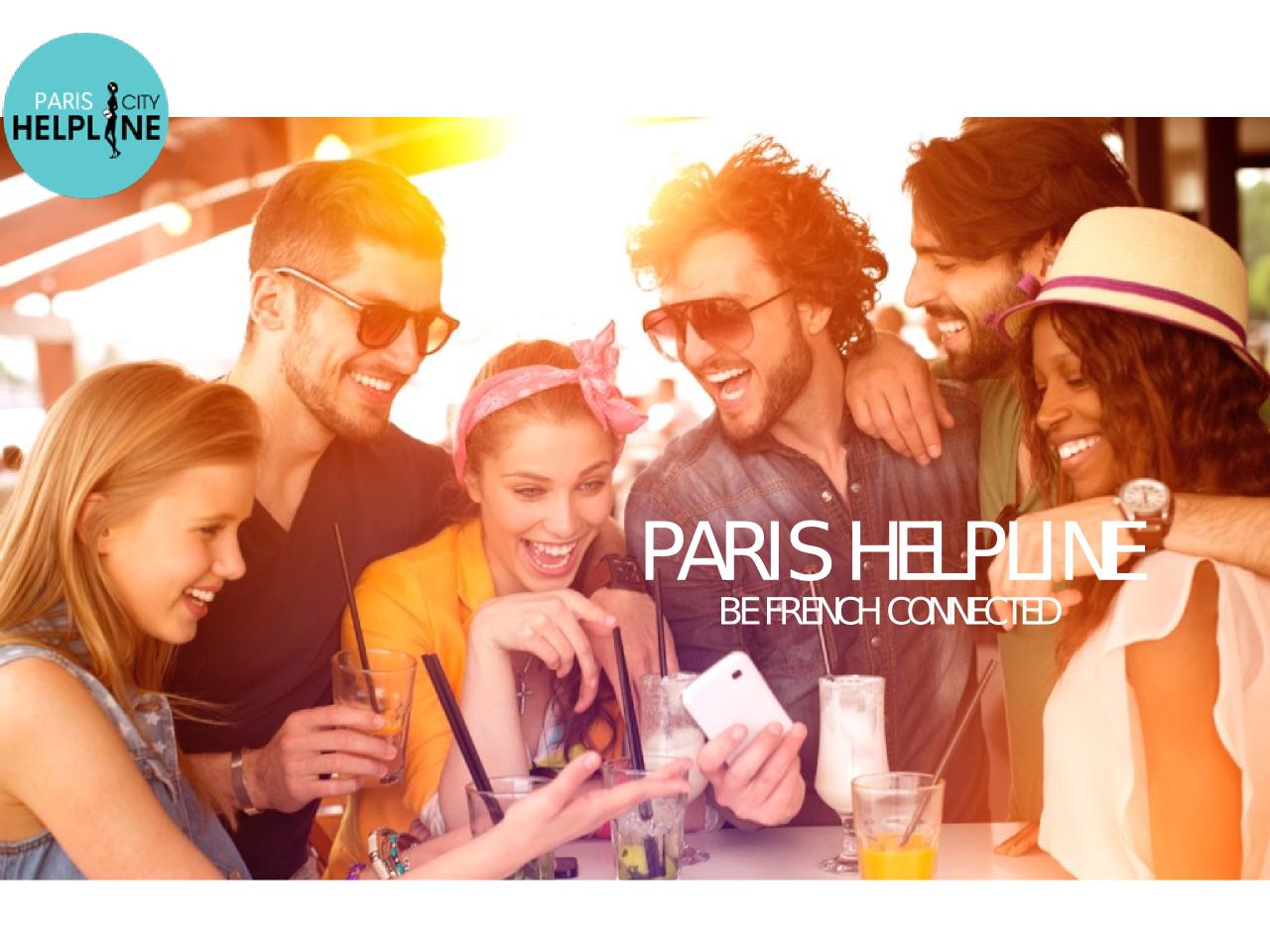 Paris Helpline Flyer - 3