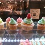 Galaries Lafayette Gourmet Cupcakes