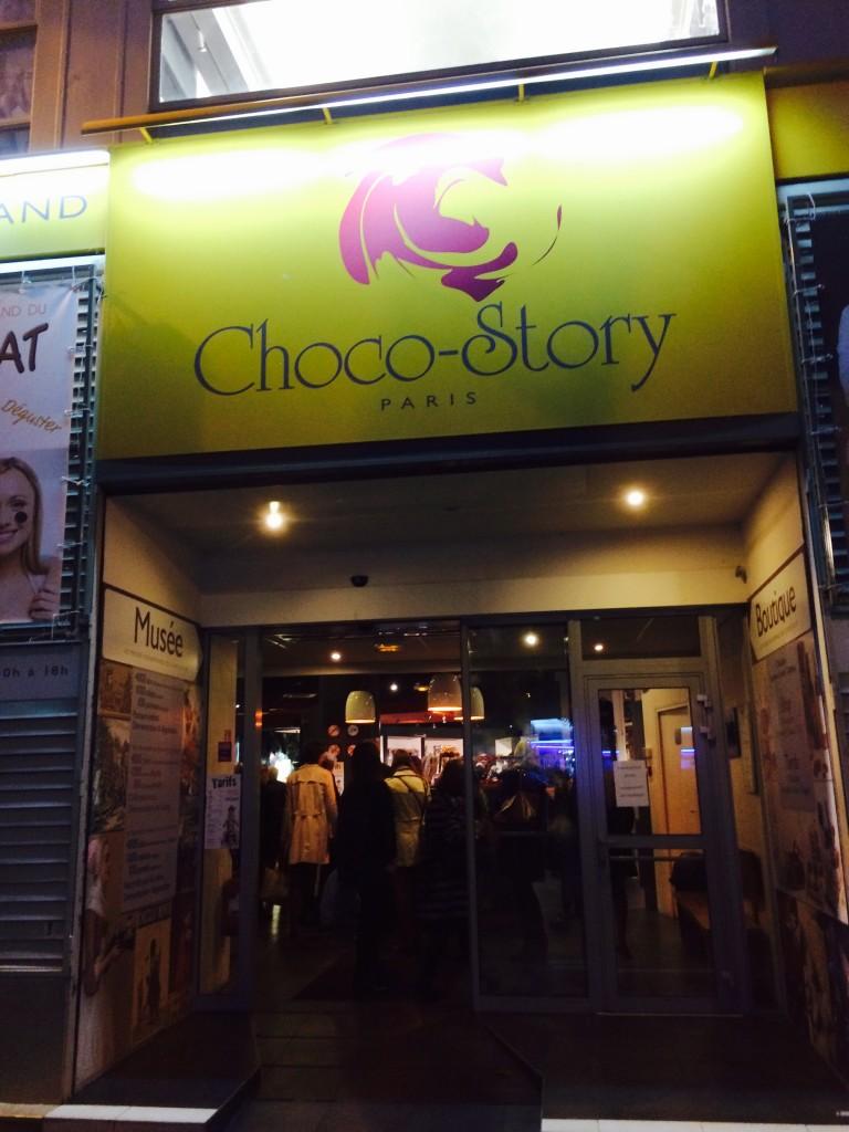 Choco Story Paris