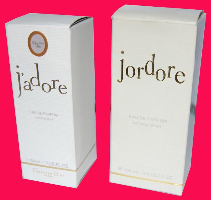 fake jadore perfume