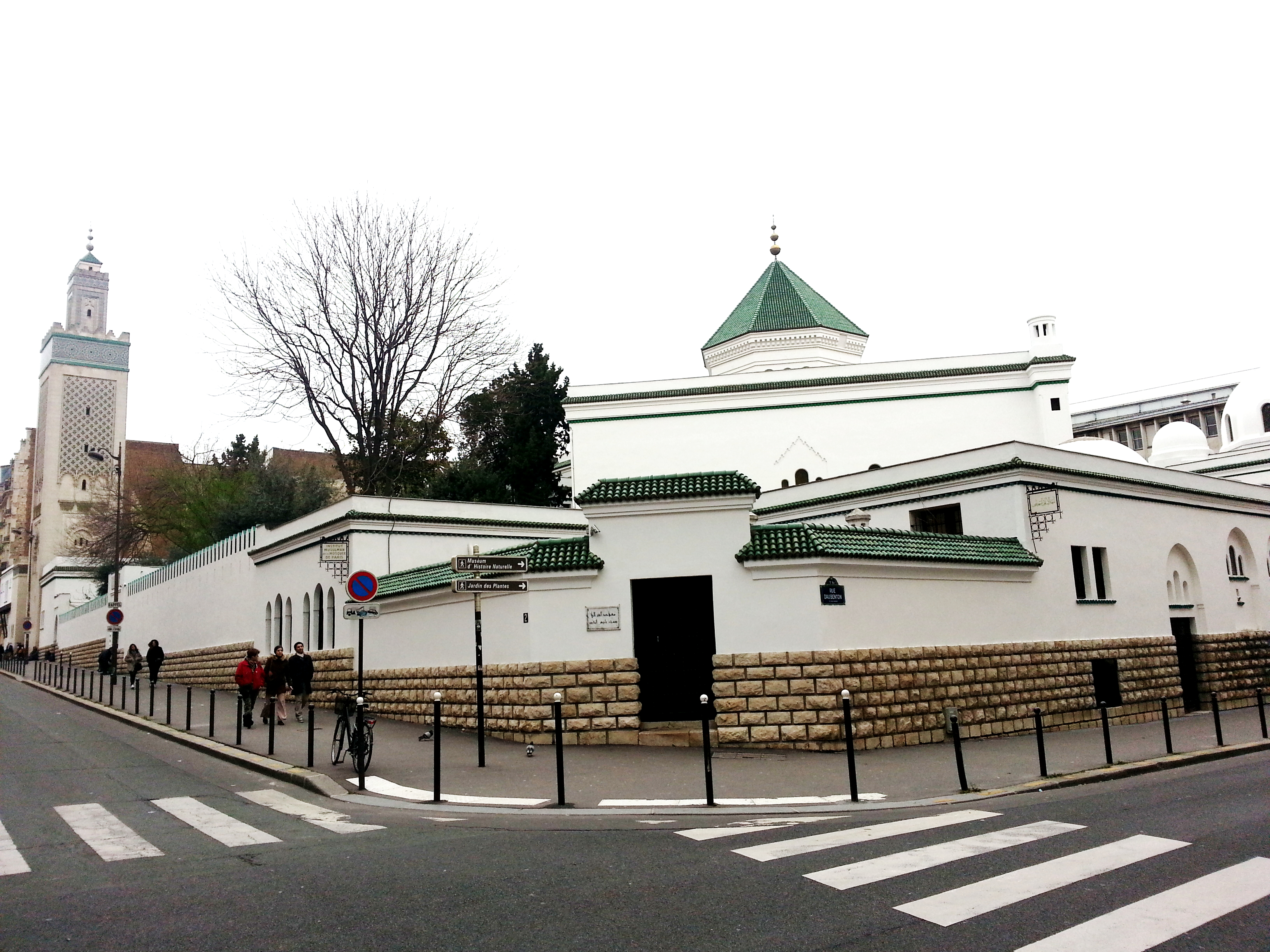 mosque de paris